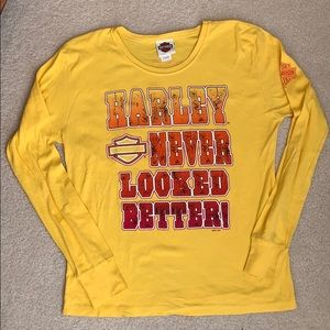 Harley Davidson NWOT Tee shirt Lg